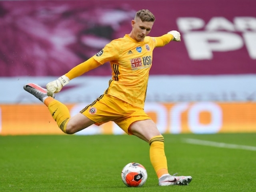 Chelsea 'lining up move for Manchester United's Dean Henderson'