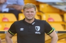 Eddie Howe delighted with