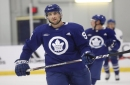 The Maple Leafs have deep thoughts as the road to the Stanley Cup reopens
