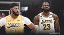 Anthony Davis joins LeBron James, won't put social justice message on jersey