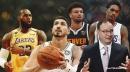 LeBron James, NBA players join #FreeWoj campaign after Adrian Wojnarowski's suspension