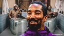 VIDEO: Lakers' JR Smith hilariously reacts to Kevin Hart's LeBron James impression