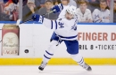 Auston Matthews confirms he tested positive for COVID-19