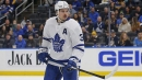 Maple Leafs' Auston Matthews says he tested positive for COVID-19