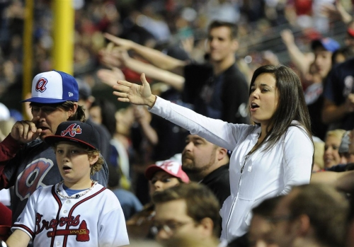 Braves say they won't change name but are reviewing tomahawk chop chant