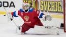 Islanders sign goaltender Ilya Sorokin to one-year contract