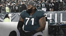 Jason Peters signs one-year deal with Eagles, takes over for Brandon Brooks