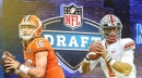 Elite 2021 NFL draft prospects rumored to bail on college season