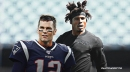 Cam Newton makes bold claim about replacing Tom Brady with New England