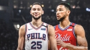 Sixers moving Ben Simmons to power forward an idea that was long overdue