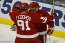 Back when NHLers thought the Detroit Red Wings had outstanding players