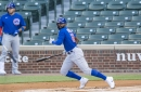 2020 Cubs intrasquad game, Wednesday 7/15, 12:30 CT