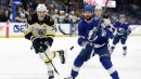 Bruins, Lightning lead NHL Eastern Conference champion odds