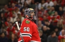 Chicago Blackhawks Goaltending Options – Playoffs And Beyond