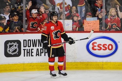 NHL Rumours: Calgary Flames, Washington Capitals, Michael Frolik