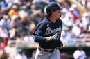 Braves place Peter O'Brien on 10-day injured list