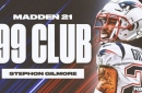 New England Patriots CB Stephon Gilmore is the final member of the '99 Club' for Madden 21