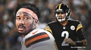 Browns' Myles Garrett opens up, tries to move past Mason Rudolph flare-up