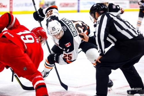 2019-20 Philadelphia Flyers prospect review: Connor Bunnaman
