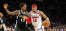 NBA Rumors: Spurs Could Acquire Tobias Harris For Patty Mills, Rudy Gay & Derrick White, Per 'Bleacher Report'
