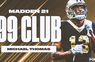 Michael Thomas is the final member of the Madden 21 '99 Club'