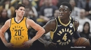 Pacers' Doug McDermott shares a sneak peek at how Victor Oladipo looks in practice