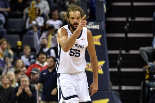 Clippers expect Joakim Noah will 'be ready when called upon'