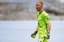 William Yarbrough receives trial by fire in MLS debut for Rapids
