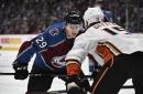 Nathan MacKinnon named Hart Trophy finalist along with Rangers' Artemi Panarin, Oilers' Leon Draisaitl