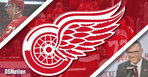 Report: Red Wings negotiating terms to loan Filip Zadina, Joe Veleno to Czech league