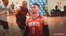 Rockets' Russell Westbrook plans to play in scrimmage after earlier doubts