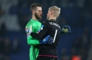 Kasper Schmeichel issues passionate defence of David de Gea