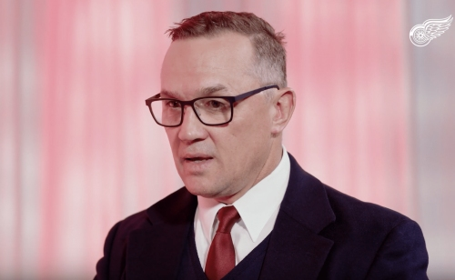 Could Detroit Red Wings GM Steve Yzerman make a deal with the Seattle Kraken?