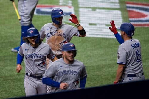 Jays Win on Opening Day
