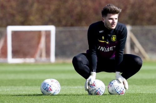 Wolves transfer target Matija Sarkic confirms Aston Villa exit