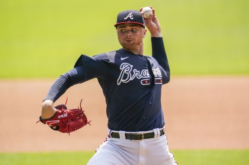 Braves look to claim series win in New York