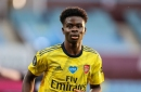 Stewart Robson hails Bukayo Saka as Arsenal youngster he has been most impressed with
