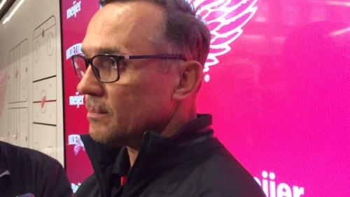 Should Red Wings GM Steve Yzerman swing a trade for a goaltender?