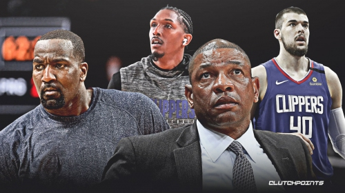 Clippers' Doc Rivers, Ivica Zubac defend Lou Williams after Kendrick Perkins' comments