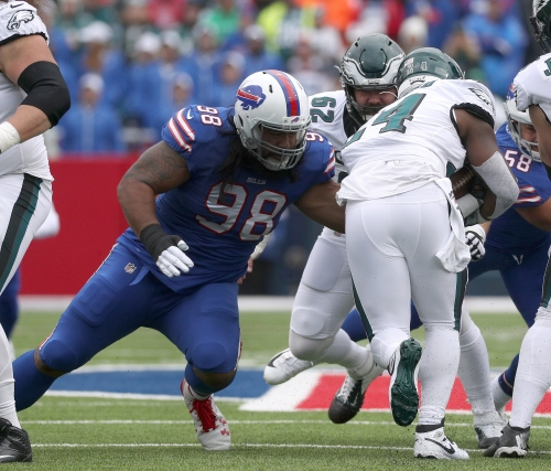 Buffalo Bills DT Star Lotulelei has voluntarily opted out of playing the 2020 season