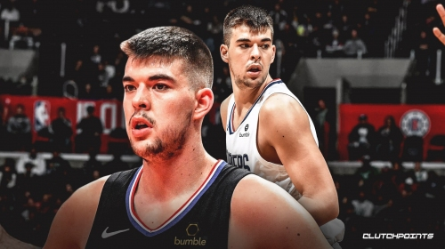 Ivica Zubac reacts to Orlando bubble debut after revealing bout with coronavirus