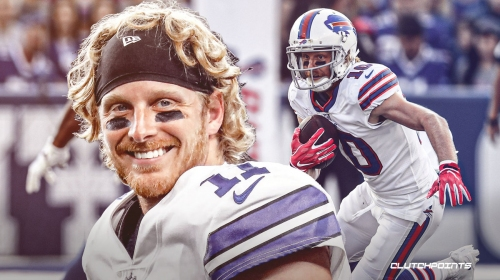 Cole Beasley lands on Bills' non-football injury list