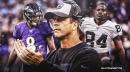 Ravens' John Harbaugh stifles Lamar Jackson's push to sign Antonio Brown