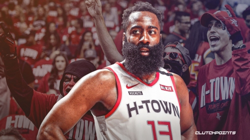 James Harden's strong message to Rockets fans as season begins