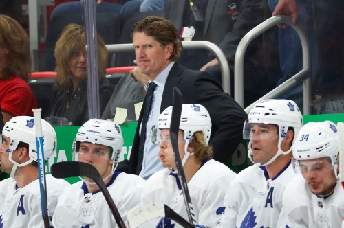 Vermont coach on hiring ex-Wings coach Mike Babcock: 'The equivalent of a Bill Belichick'