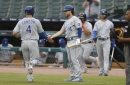 Doubles and Brady Singer lead Royals past Tigers 5-3