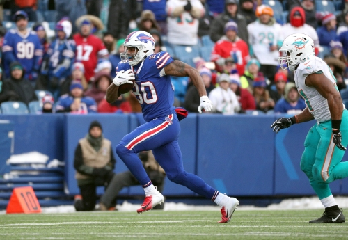 10 Buffalo Bills under-the radar players for 2020: No. 9 TE Jason Croom