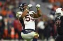 """Will Broncos outside linebacker Bradley Chubb be ready for opener? """"No doubt"""""""