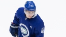 Faster, stronger Quinn Hughes ready for first playoff test with Canucks