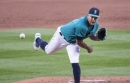 Taijuan Walker pitches Mariners to home-opener win over Athletics worthy of a real standing ovation in empty T-Mobile Park